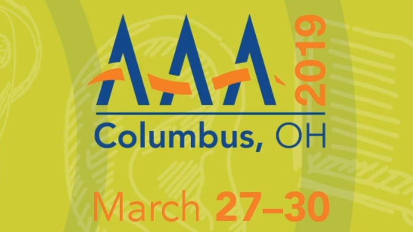 8d4d139b9 Ida Institute Booth and Presentations at the 2019 AAA Conference