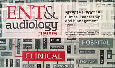 Ida in ENT and Audiology News