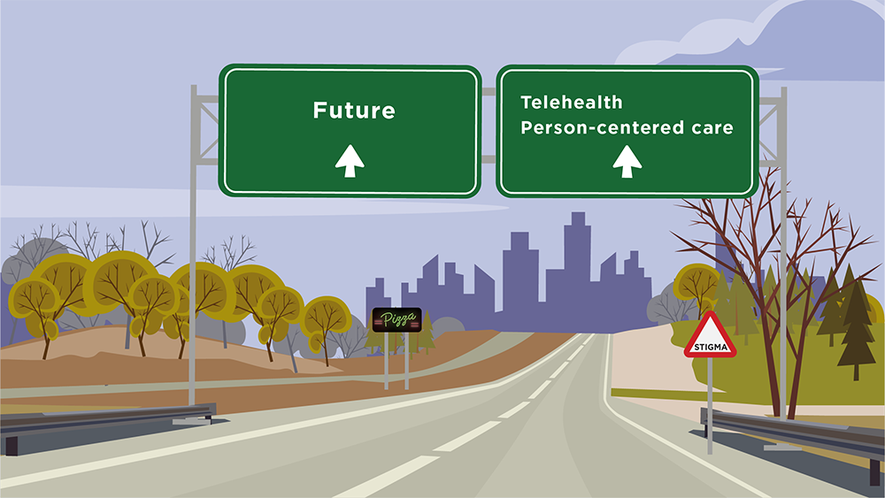 Telehealth, Person-Centered Care, and Pizza: What Will be the Future of Hearing Care?