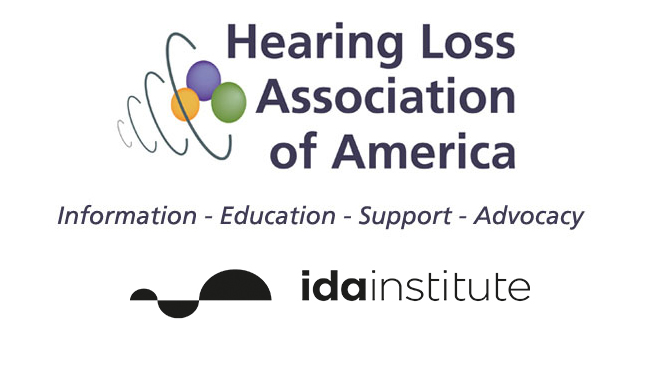 Ida Institute Announces Partnership with Hearing Loss Association of America