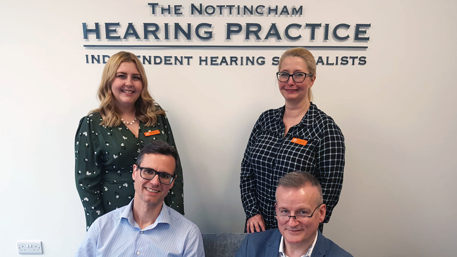 low priced b98ec 7edb9 The Nottingham Hearing Practice is Inspired by Ida