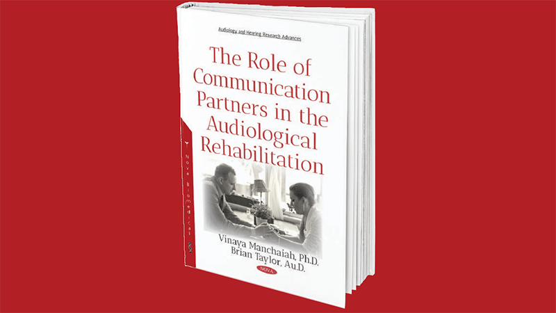 f14fea9c2db31 New Book  The Role of Communication Partners in Audiological Rehabilitation